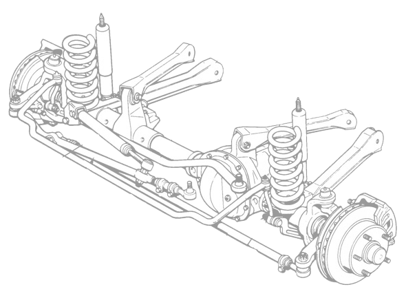 Gear Up Suspension 40
